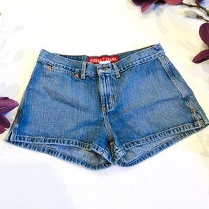 Guess Jeans | Women's Mid-rise short shorts